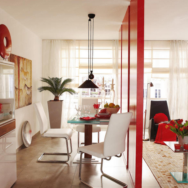 Combined Living Room And Dining Room Ideas: Picture Of Combined Dining And Living Room
