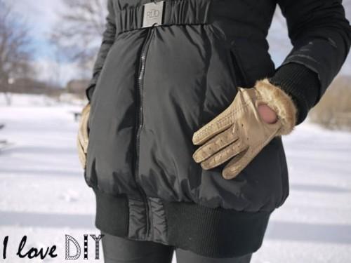 fur gloves (via ilovedoityourself)