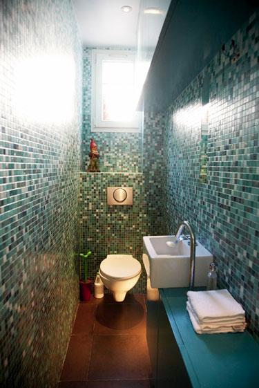 Compact Bathrooms