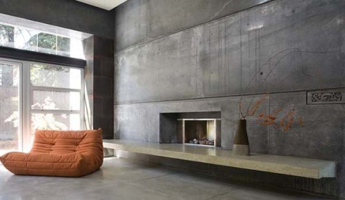 Concrete In Interior Design