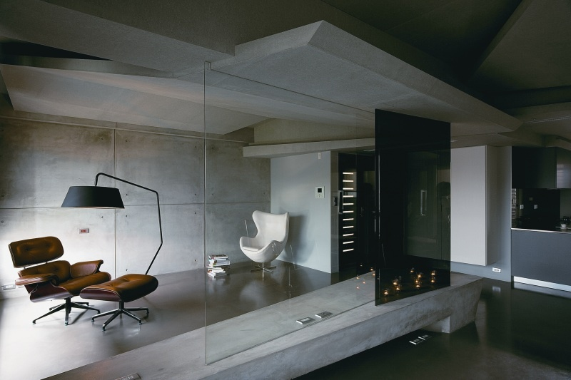 Picture Of Concrete In Interior Design