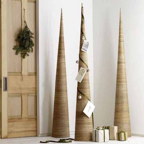 10 Cute Cone-Shaped Christmas Trees