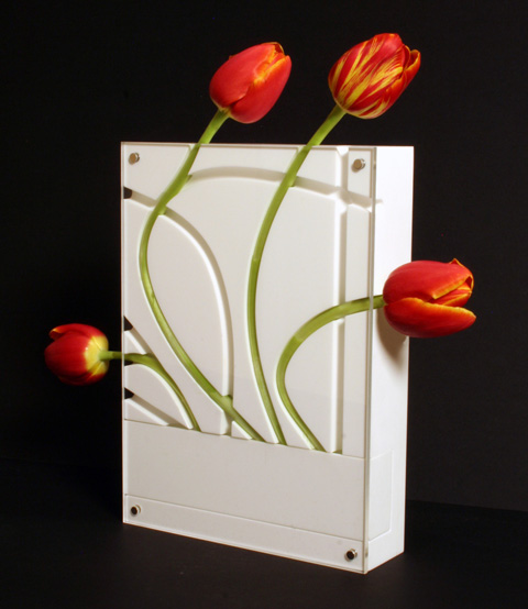 Modern Tabletop And Wall Mountable Flower Vases