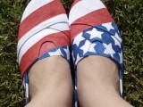 patriotic kicks