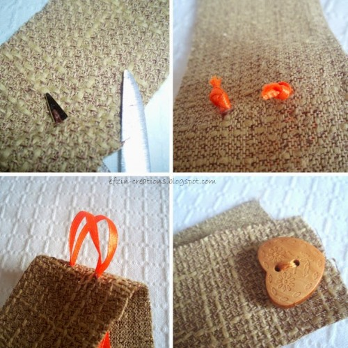 Cool And Easy Diy Button Napkin Ring