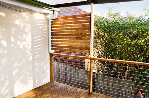Patio Privacy Screen (via Https:)