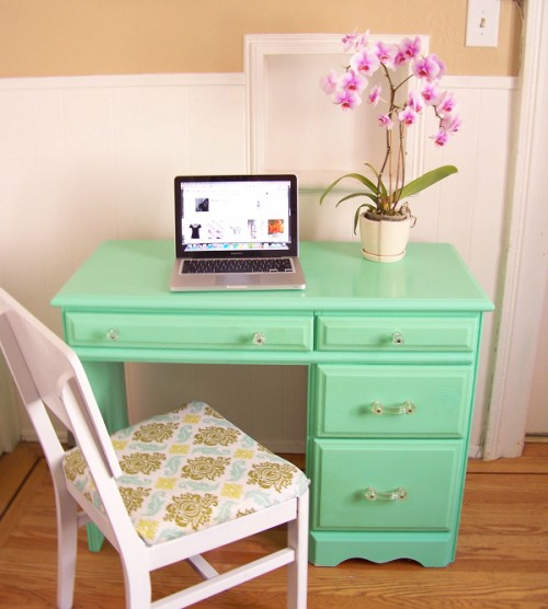 9 Cool And Easy Diy Desk Makeovers Shelterness
