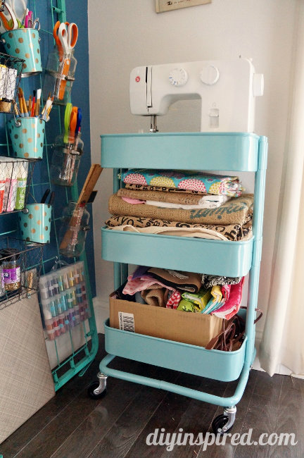 5 Cool And Easy DIY IKEA Raskog Cart Hacks