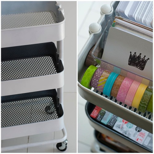 craft room storage (via petitpixeldesign)