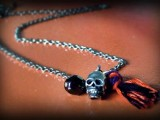 easy skull necklace