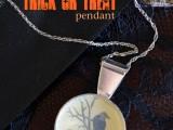 trick or treat pendant