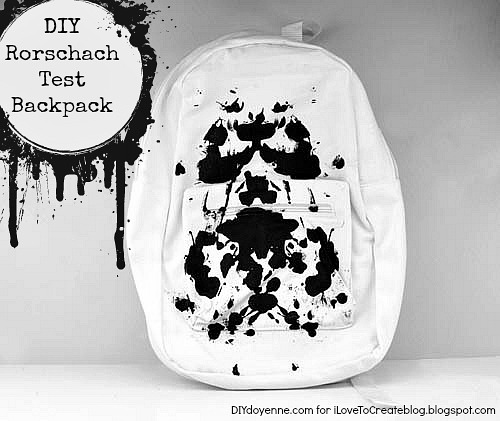 rorschach test backpack (via ilovetocreateblog)