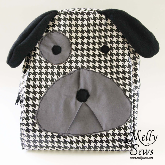 hound dog backpack