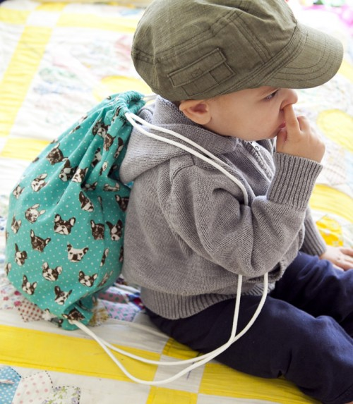 19 Cool And Easy To Make Backpacks - Shelterness