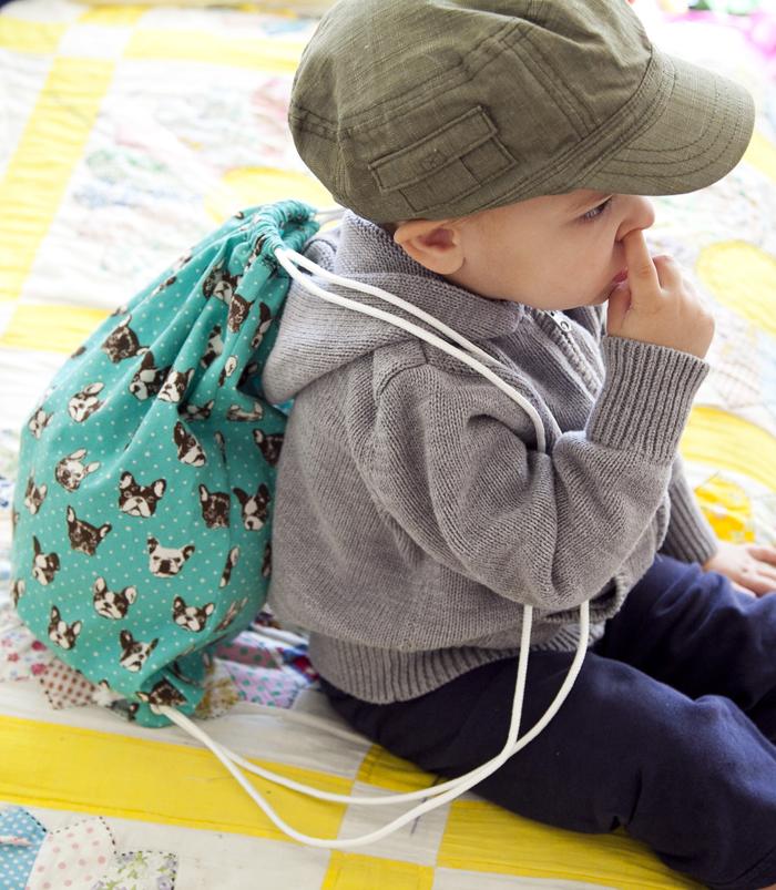 baby kid backpack