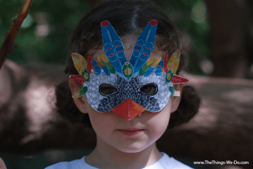 printable mask (via thethings-we-do)