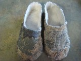 warm and soft slippers