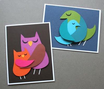 mom bird card (via mmmcrafts)