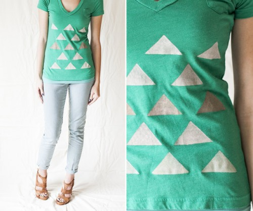 decoart tee (via offbeatandinspired)
