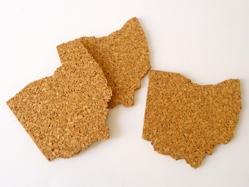 cork state coasters (via thanksimadeitblog)
