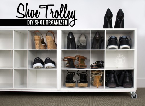 18 Cool And Smart DIYs To Organize Your Closet