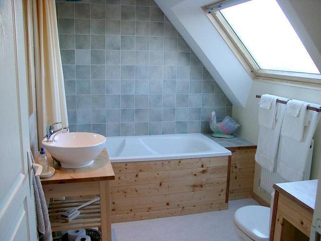Cool Attic Bathroom Design Ideas Shelterness