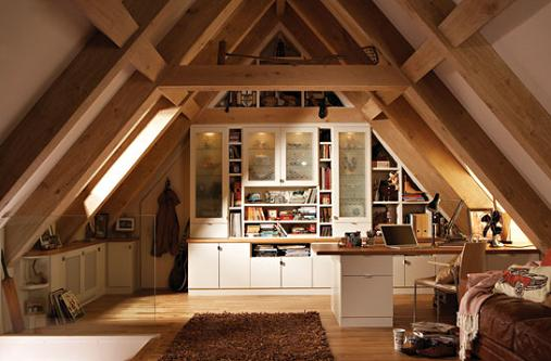 Remodel your house - Start with the Attic