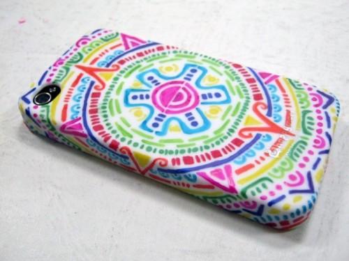 Cool Aztec Diy Iphone Case