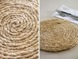 rope table mats
