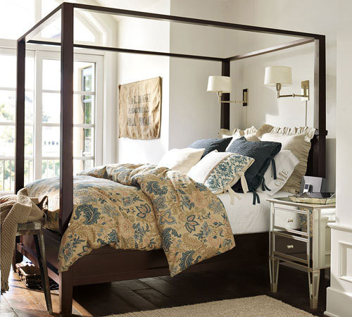 Cool Canopy Beds & 30 Cool Canopy Beds - Shelterness