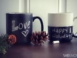 cool chalkboard mugs