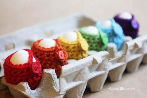 crochet egg cozy pattern (via repeatcrafterme)