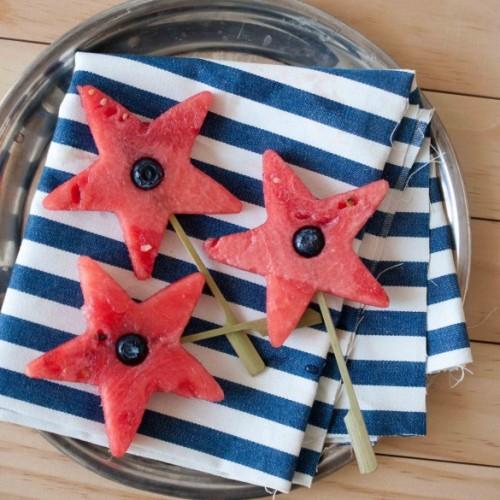 watermelon stars (via domesticfits)