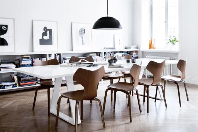 10 Modern Dining Area Design Ideas