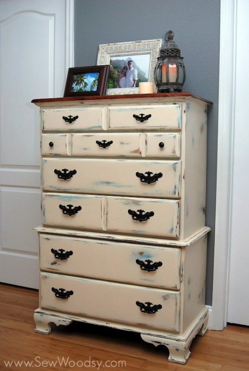 Antique Furniture Painting Tutorials