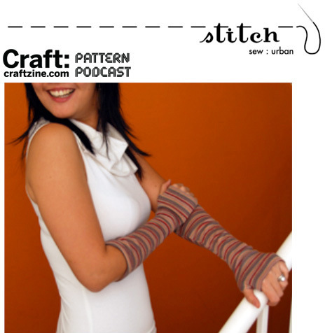 refashioned arm warmers (via makezine)
