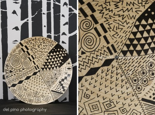 Cool Diy Aztec Print Decorative Dish