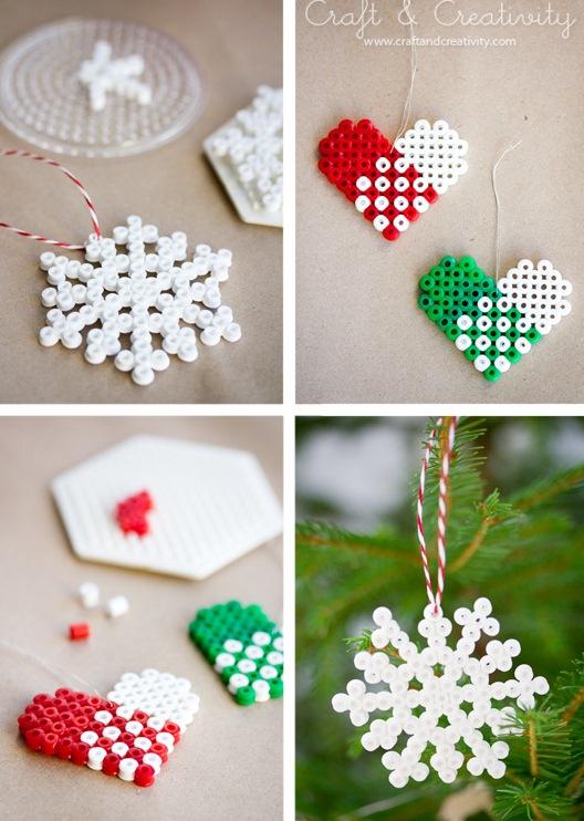 Cool Diy Beaded Christmas Ornaments