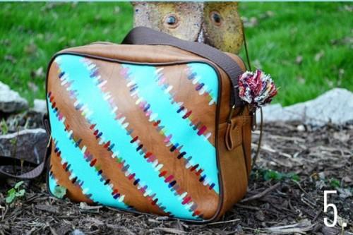 15 Cool DIY Camera Bags