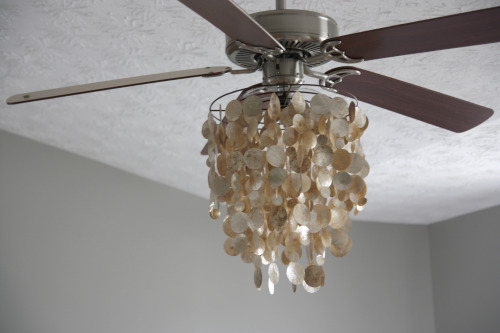 8 Cool Diy Ceiling Fan Makeovers Shelterness