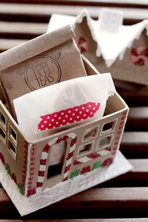 11 Cool DIY Christmas Packs And Boxes