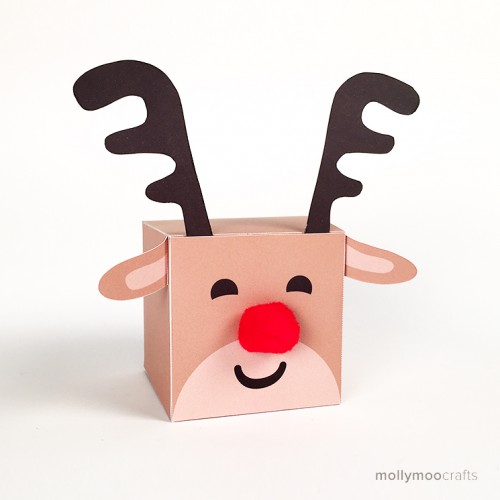 reindeer treat box (via mollymoocrafts)