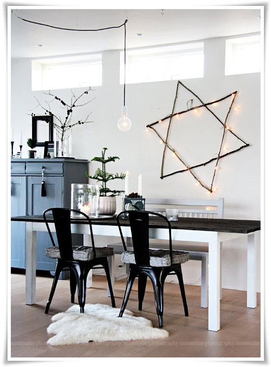 Cool Diy Christmas Twig Star