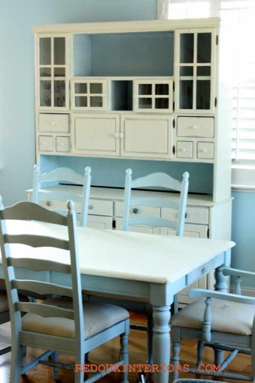 Diy White Dining Room Table 14 cool diy dining table makeovers - shelterness