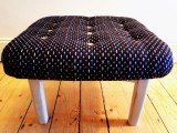 footstool renovation