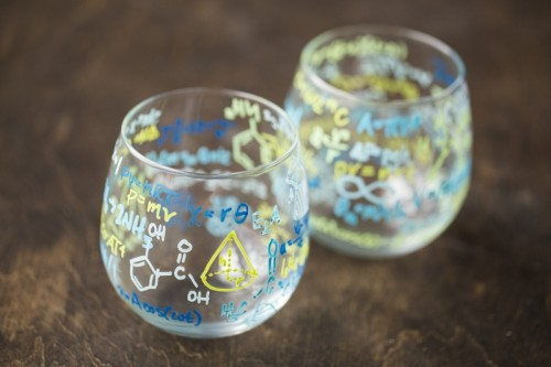 Cool Diy Formula Drinking Glasses