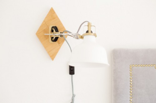 5 Cool DIY IKEA Ranarp Lamp Hacks You'll Like