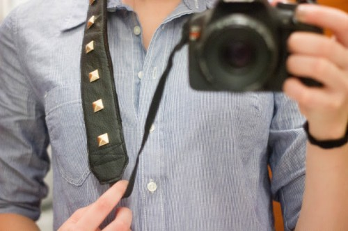 Cool Diy Leather Camera Strap