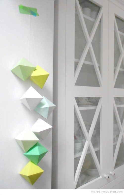 Diy Modern Christmas Decorations Of 13 Cool Diy Modern Christmas Decorations Shelterness