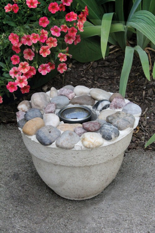 diy burning bowl (via evansvilleliving)